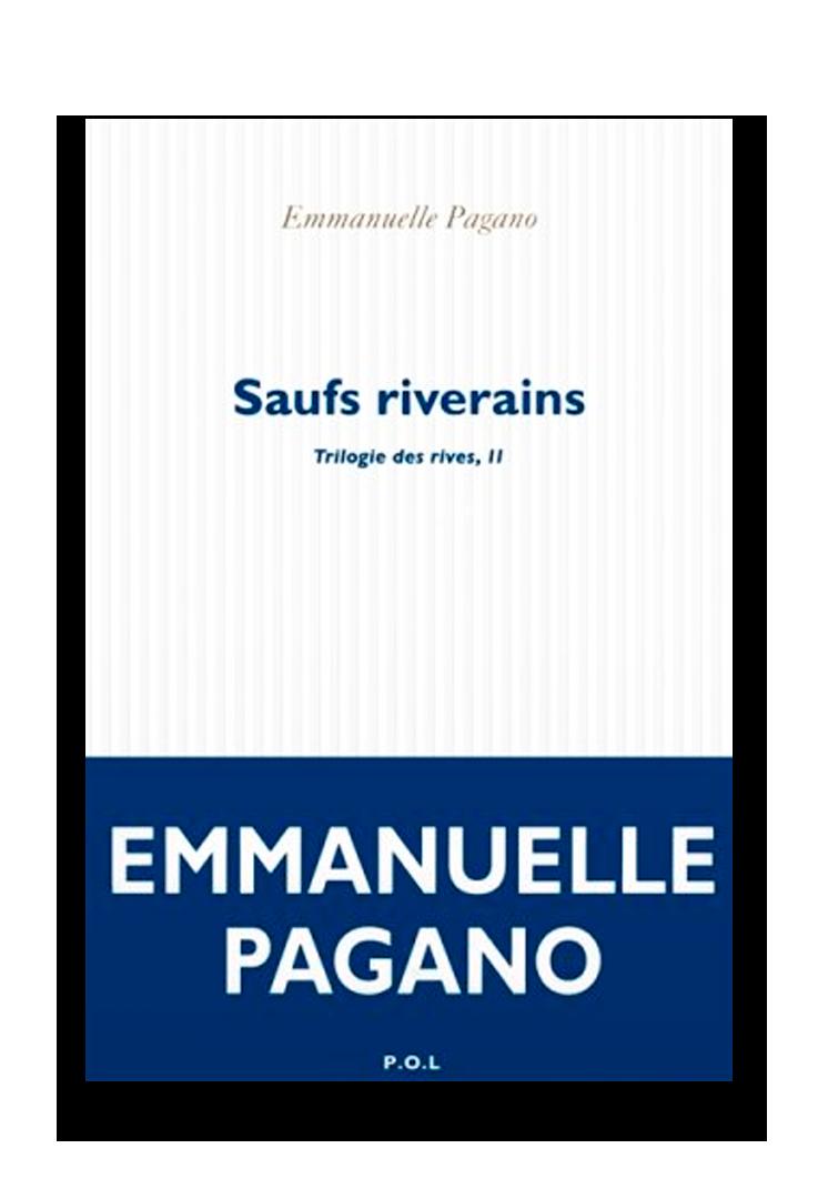 Saufs Riverais - Emmanuelle Pagano